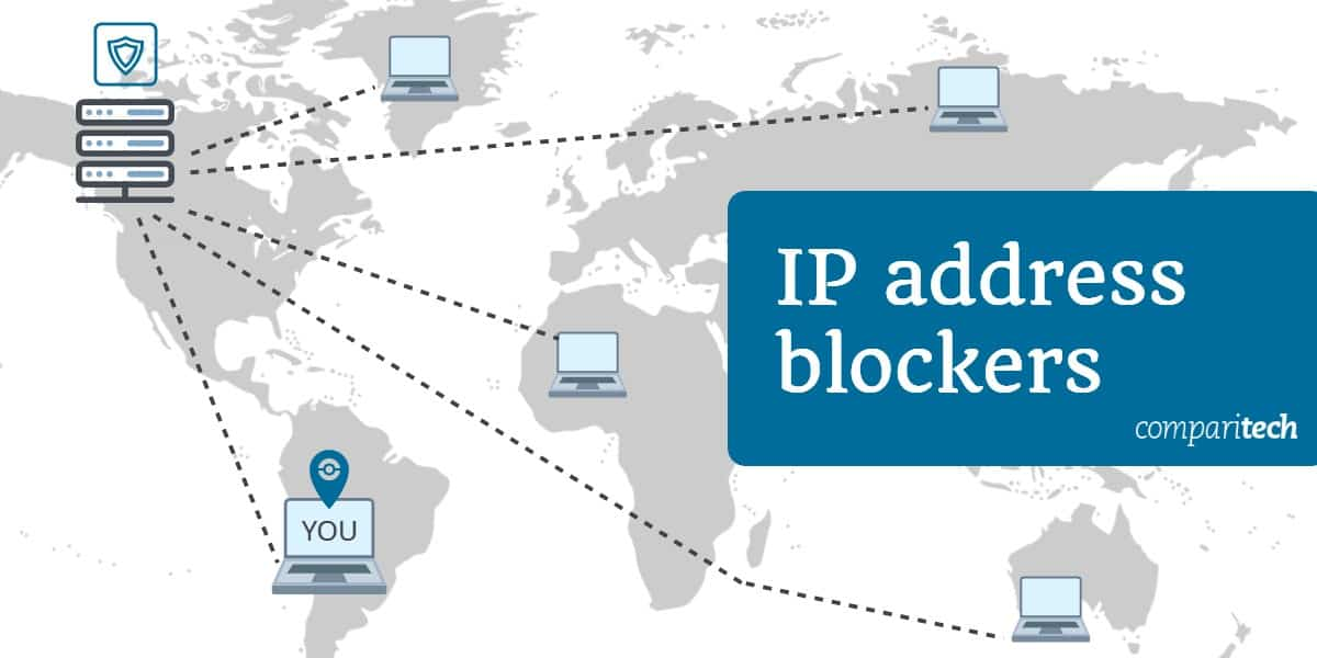 7 mga IP address blocker