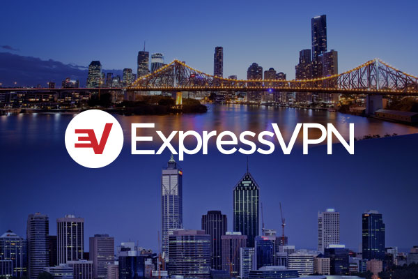 Brisbane en Perth ExpressVPN-locaties