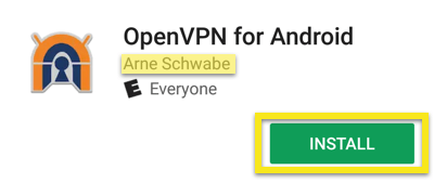 download openvpn voor android app