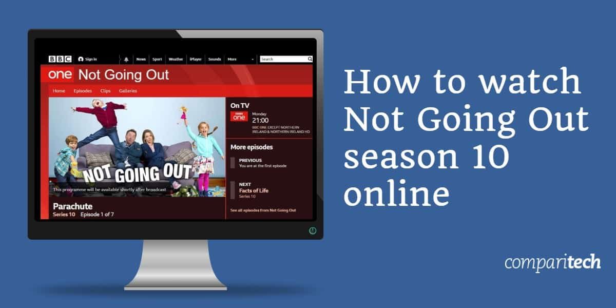Paano mapanood ang Not Going Out season 10 online