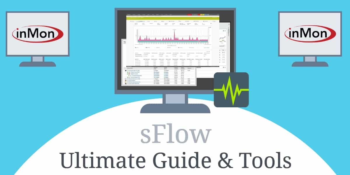 sFlow - Ultimate Guide sa sFlow at sFlow Analyzers